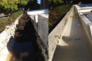 gutter WB Cleaning Services Belfast