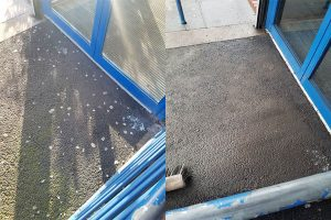 CHEWING GUM REMOVAL BELFAST WB Cleaning Services