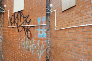 graffiti removal Belfast WB Cleaning Services Belfast