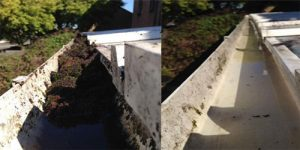INDUSTRIAL & COMMERCIAL GUTTER CLEANING WB Cleaning Services Belfast