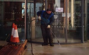 Pressure Washing Belfast WB Cleaning Services